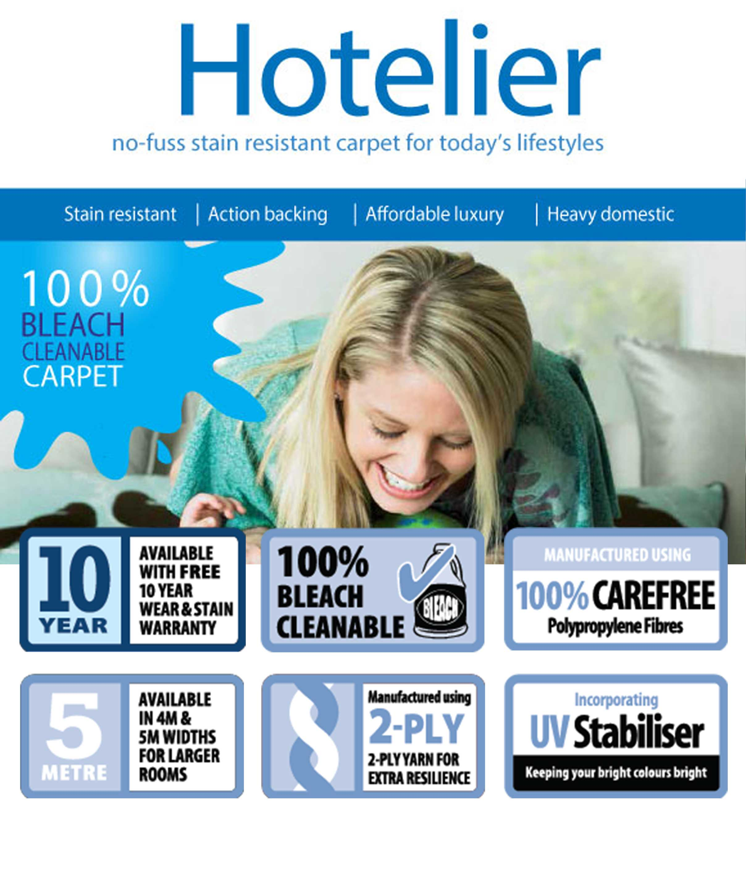 Hotelier-Carpet