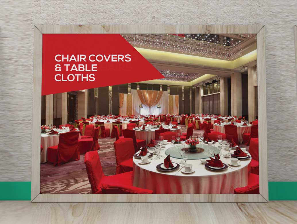 Chair Covers Table Cloths